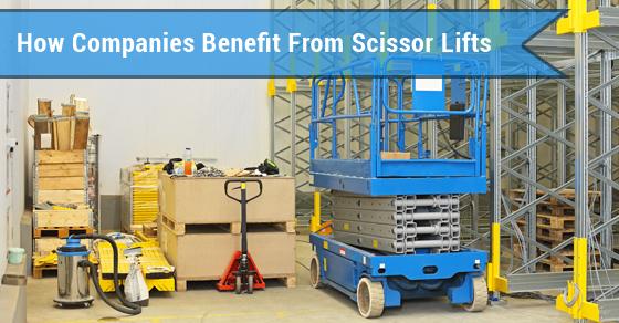 Scissor Lift Tables Applications