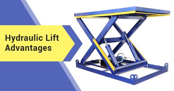 Hydraulic Lift Table Advantages