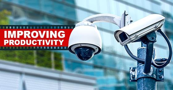 Cameras To Improve Productivity