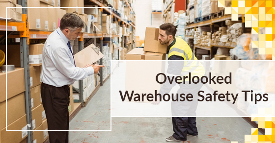 Overlooked Warehouse Safety