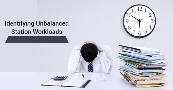 Identifying Unbalanced Station Workloads