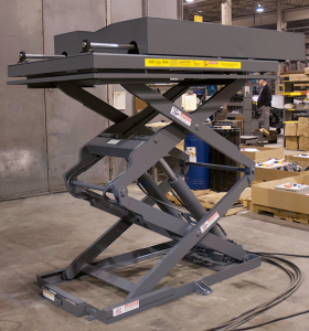 Dual Direction Sliding Platform