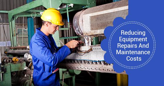 Repairing A Equipment