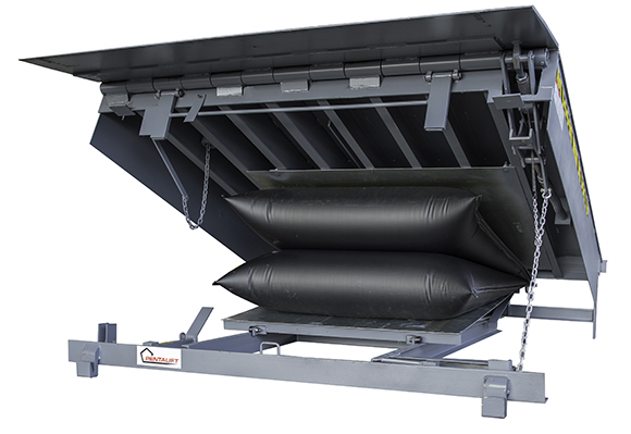 AD Series Air Powered Dock Leveler