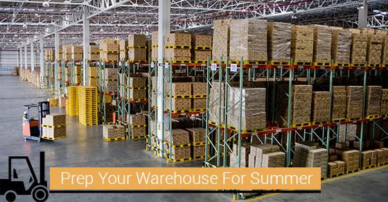 Warehouse For Summer