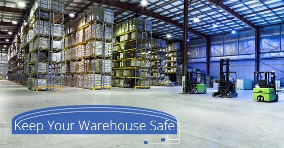 Keep Warehouse Safe
