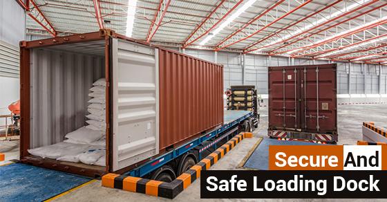Secure And Safe Loading Dock