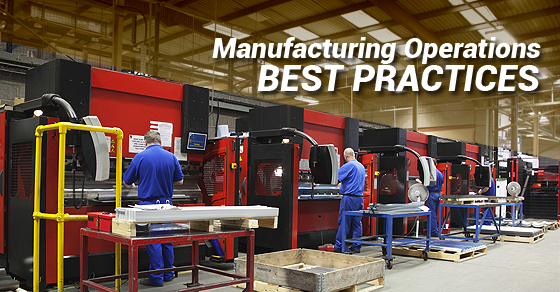 Manufacturing Operation